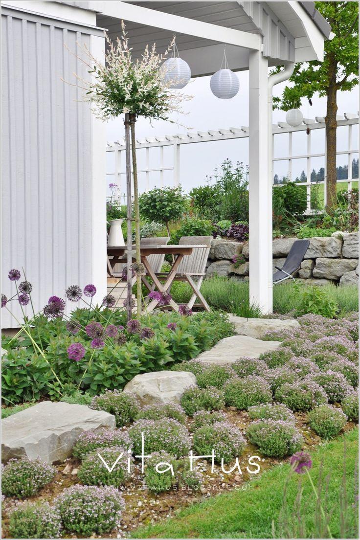 Einfache moderne hausdesignpläne  besten garten bilder auf pinterest  garten ideen garten terrasse