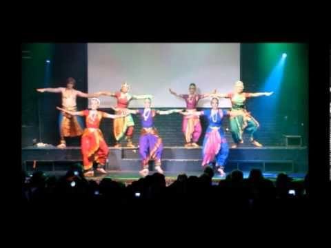 Jathis Kuchipudi :: Bollywood Fest 2012 DIWALI