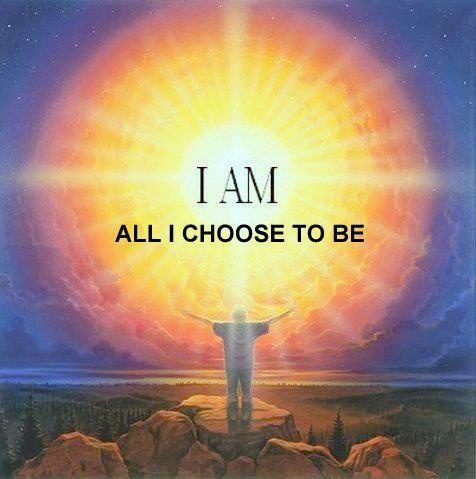 To be all I choose to be