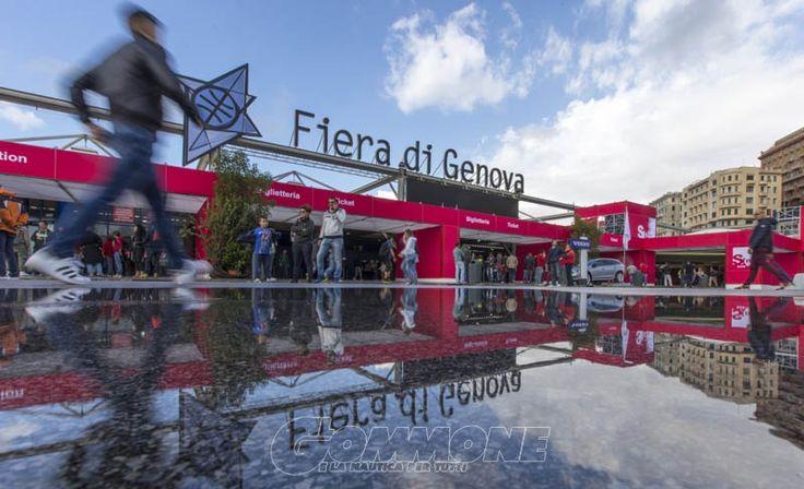 2015 Genoa Boat Show - Guarda la photogallery completa su www.ilgommone.net