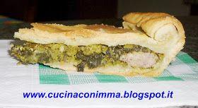 Cucina con Imma: PIZZA SALSICCIA E FRIARIELLI