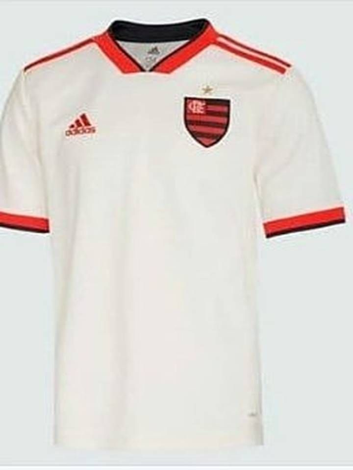 Camisa adidas Flamengo 2018 2019 Uniforme 2 Original Pronta Entrega ... ad31737bc0fd1