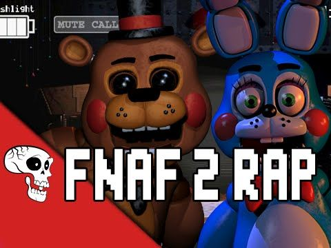 """Five Nights At Freddy's 2 Rap by JT Machinima """"Five More Nights"""" - YouTube"""