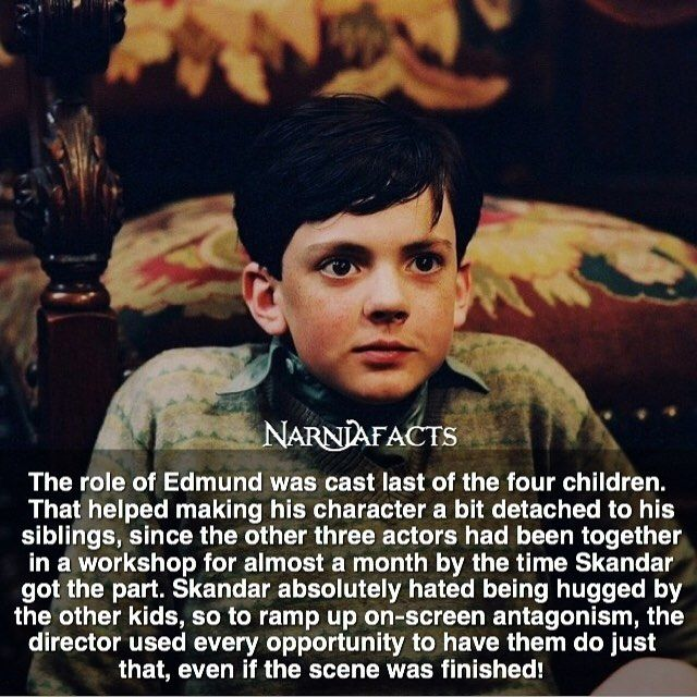 """1,676 Likes, 4 Comments - Thefourpevensies (@narniafacts) on Instagram: """"✨ - This is so cute ya'll ~ Matilda"""""""