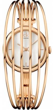 Calvin Klein Fly Ladies Rose Gold-Plated K9923820   First Class Watches