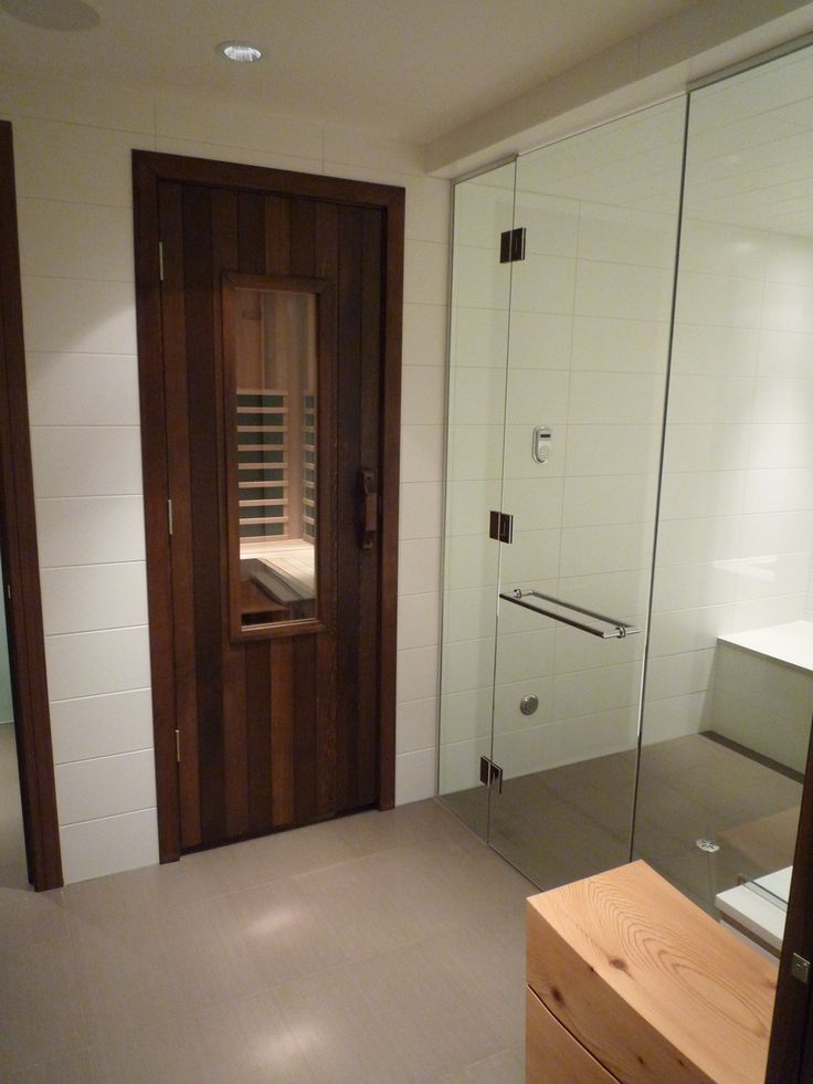 Personalize any space in your home with a Custom Sauna by Blackstone Saunas! We guarantee you will fall in love with your sauna over and over again! Visit www.blackstonesaunas.com to start the build of your dream sauna!