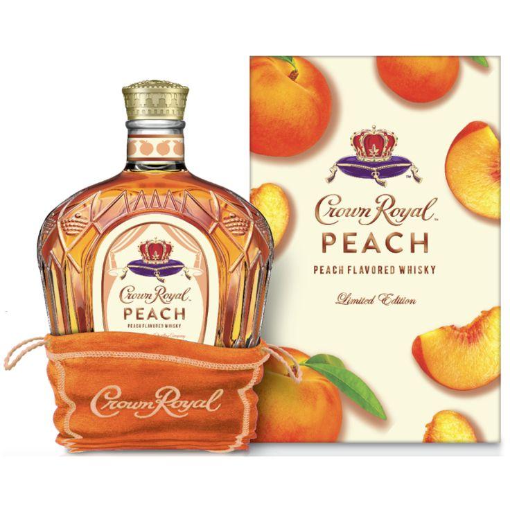 Crown royal peach peach whiskey crown royal drinks