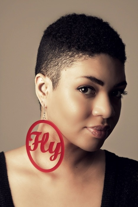 natural hair with shaved sides tumblr collections