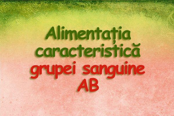 Caracteristicile Grupei AB- Tract digestiv sensibil;- Sistem imunitar excesiv de tolerant;- Raspunde optim la stres in plan spiritual, fizic si la nivel de