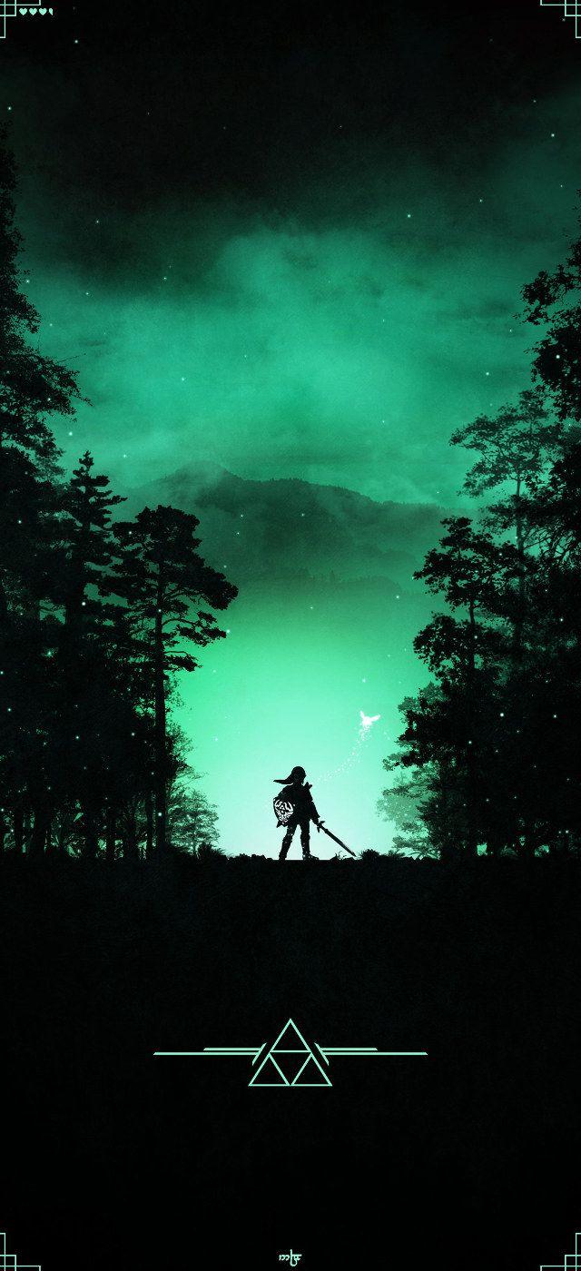 Beautifully Minimalistic Video Game Character Posters | Geekologie