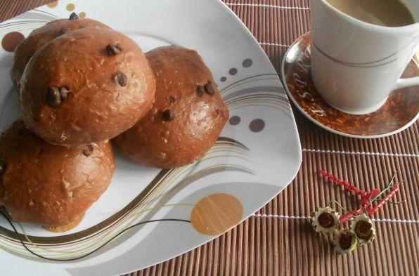 Pan goccioli dark e vegan con lievito madre. Pangoccioli al cacao cioccolatosi!