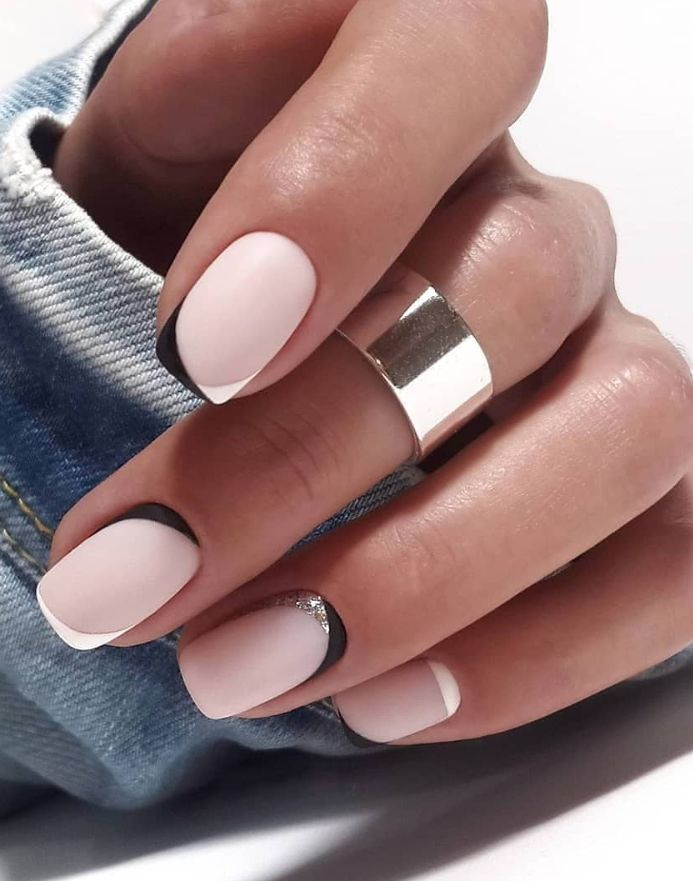 47 Stunning Short Square Nails Summer Design For Manicure Nails – Page 39 of 47 – ❙ Beauté et Maquillage ▕