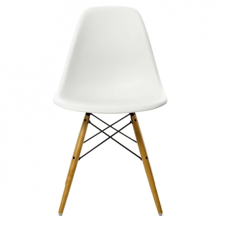 Eames Plastic Side Chair DSW Stuhl | Vitra | Stühle | Möbel |  AmbienteDirect.com