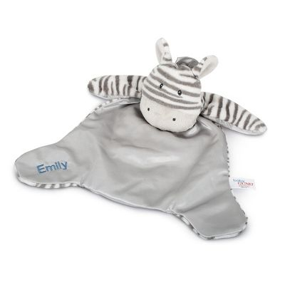 24 best baby gifts images on pinterest baby gifts baby presents made of soft polyester with a satin inner lining this cuddly zebra is the perfect personalized baby shower gift negle Choice Image