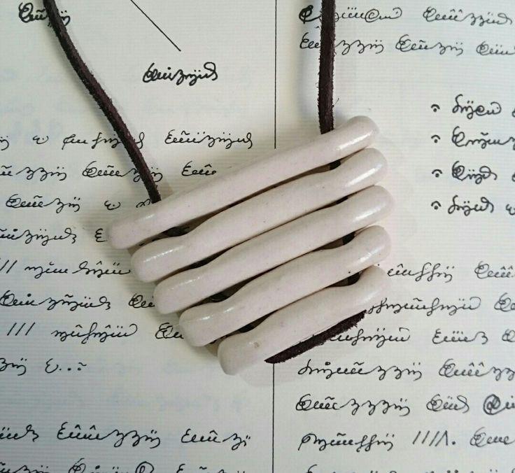 Clay jewelry