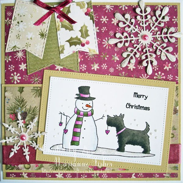 Little Claire's Designs: Marianne's favourite five LC cards