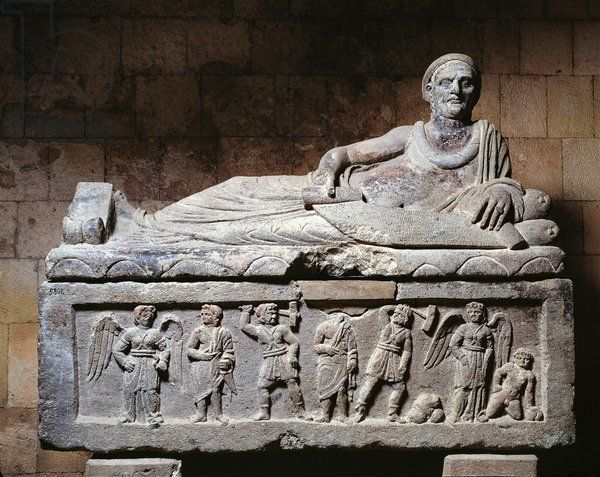 Art history etruscan