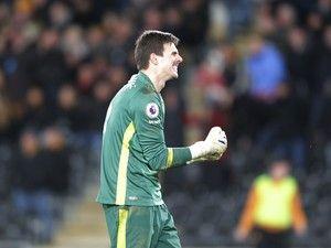 Premier League clubs 'monitoring Hull City's Eldin Jakupovic'