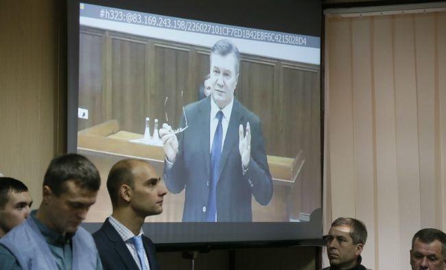 Януковичу объявили о подозрении по семи статьям http://news.liga.net/news/politics/13865966-yanukovichu_obyavili_o_podozrenii_po_semi_statyam.htm  Экс-президента подозревают в организации совершения умышленного убийства двух и более человек, пытках с целью запугивания и т.д.