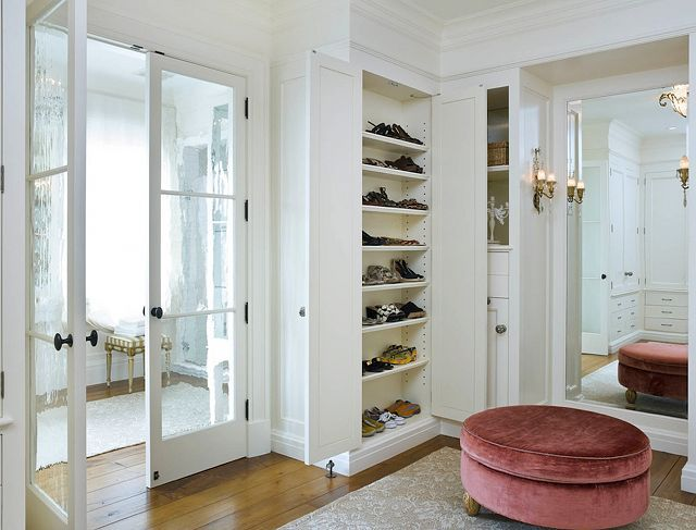 Pics Of  best Dressing rooms Walk in robes images on Pinterest Dresser Walk in closet and Closet space