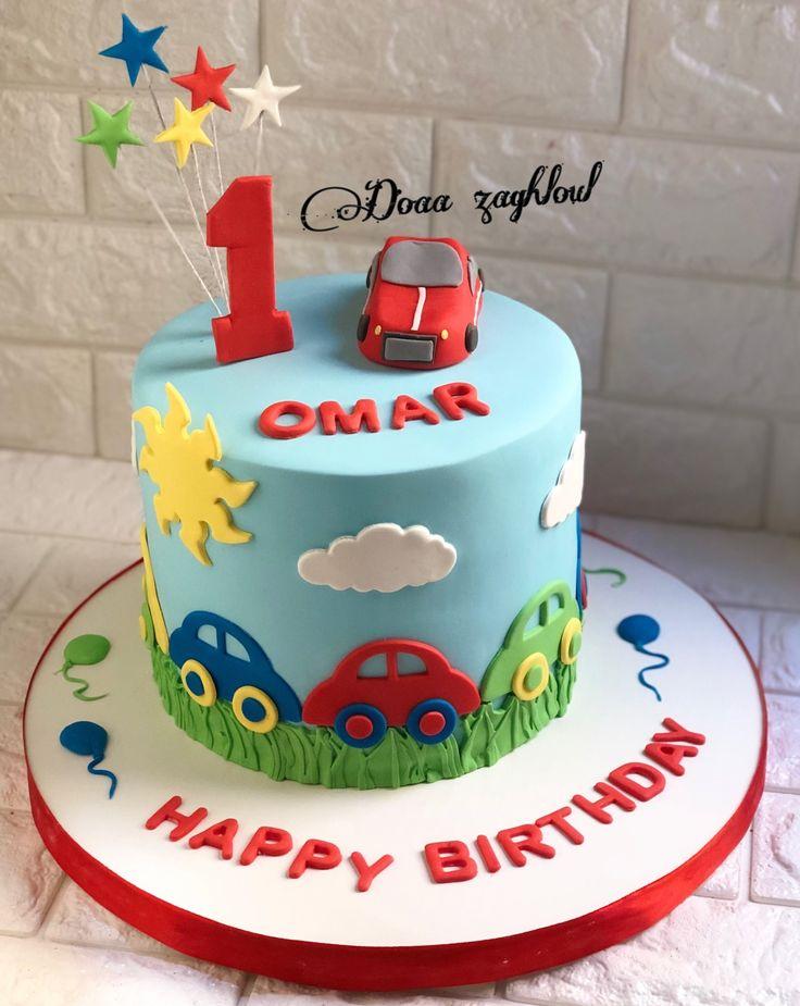 Car cake cake by Doaazagloul Cars birthday cake, Boys