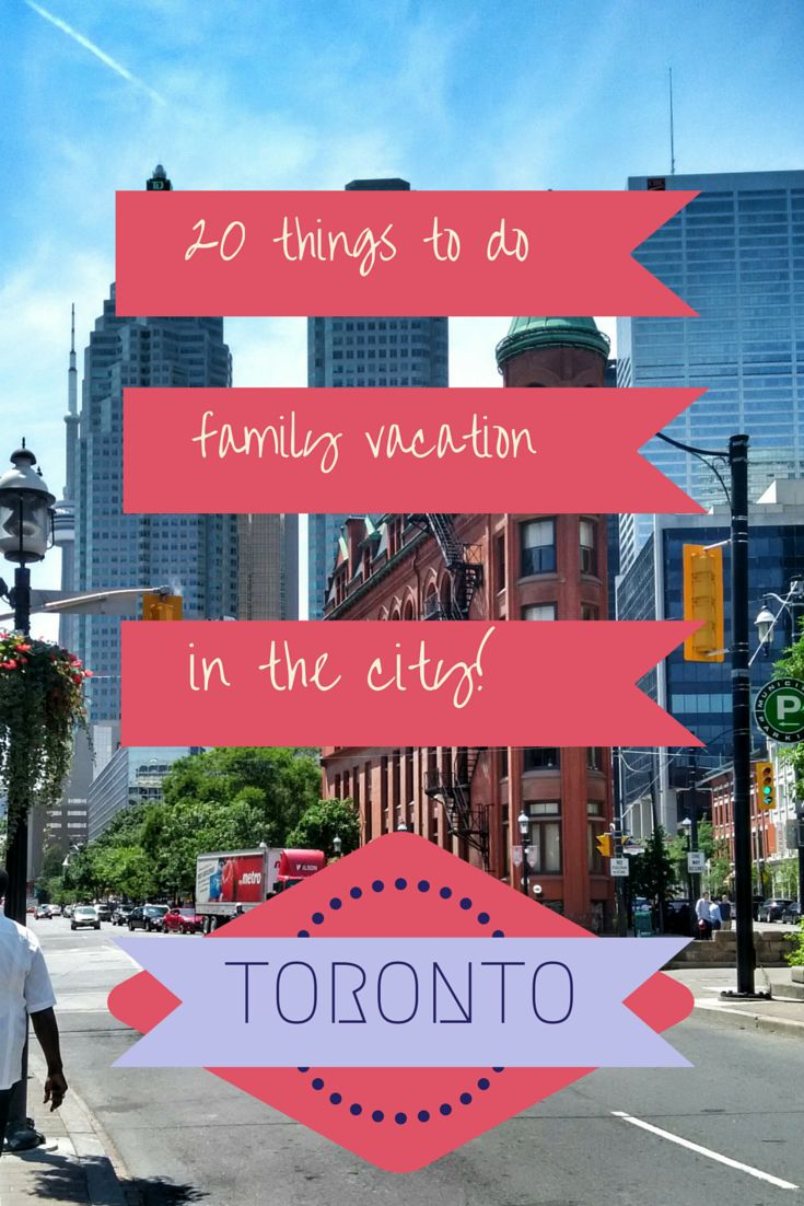 Going to Toronto is great because it's an international trip and you get to see lots of cultures all in one place. Stats say that 50% of people in Toronto are born outside Canada, with over 130 languages spoken in Toronto. There is a Little Italy, Little Portugal, China Town, Little India and more plus international markets and huge museums with artifacts from all over the world to explore.