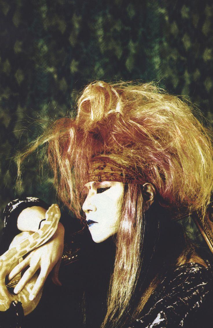 hide. X Japan