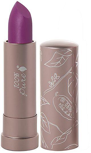 100% Pure Cocoa Butter Semi-Matte Lipstick. $29.00 http://shopstyle.it/l/iFVm