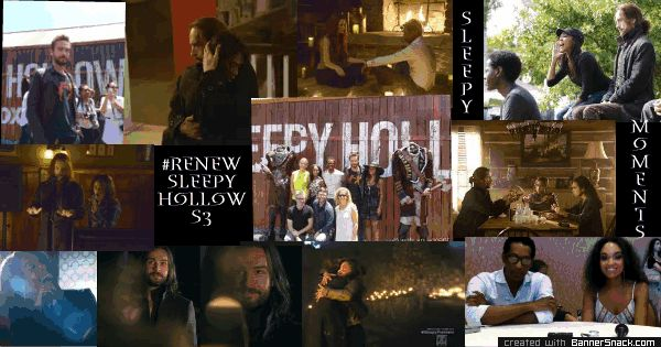 Petition RENEW 'SLEEPY HOLLOW'