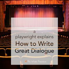 This guest post is by Maggie Sulc. Maggie is a playwright, dramaturg (I had to look that one up), and screenwriter from Texas, Tennessee #screenwriting