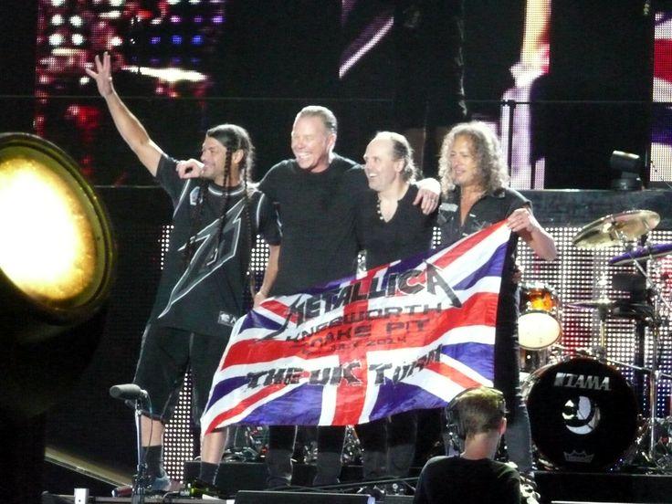 Metallica at Sonisphere Festival 6/7/2014