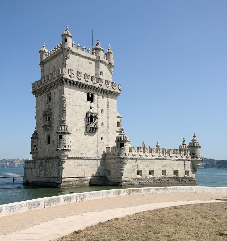 The Strange Walker: TORRE DE BELÉM (Belém Tower), Lisbon, Portugal