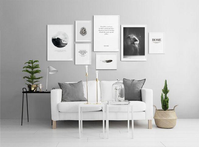 in der Gruppe Inspiration / Wohnzimmer bei Desenio AB (Insp8140)