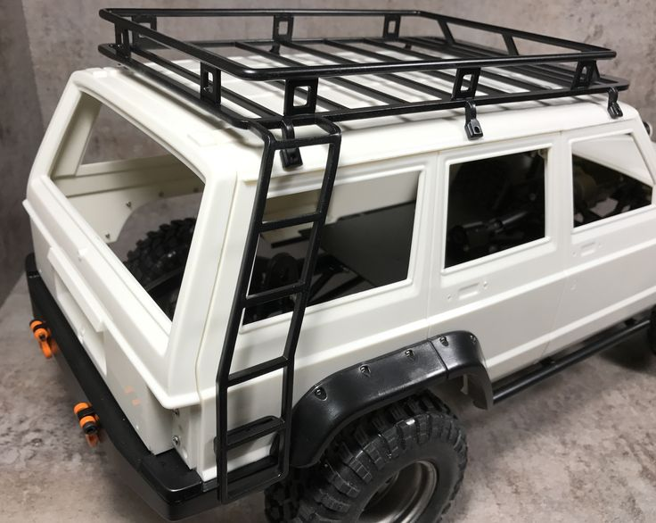 Expedition Ii Roof Rack Ladder For Jeep Xj Mex Jeep Xj