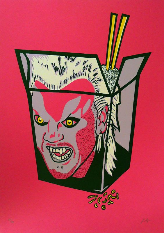 "LOST BOYS - Phil Morgan ""You like your maggots Michael?"""