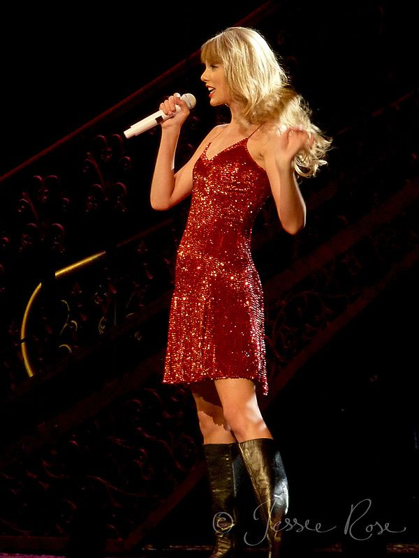 Taylor Swift ~ Speak Now Tour 2012