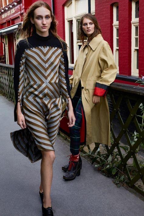 Tamara Long & Florence Kosky for Harper´s Bazaar UK