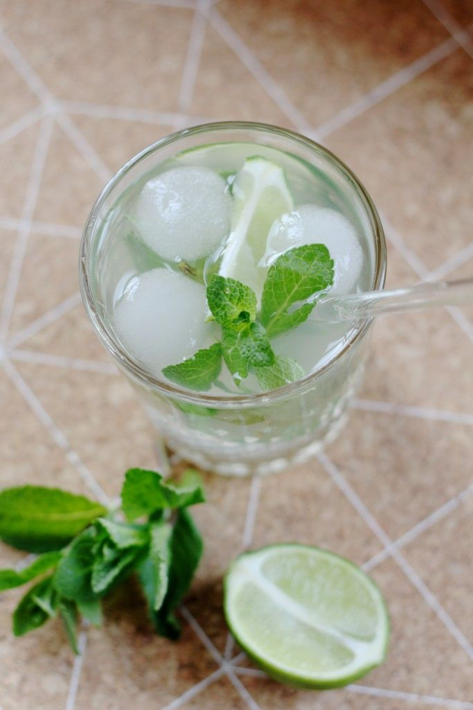 Coconutwater mocktail recipe