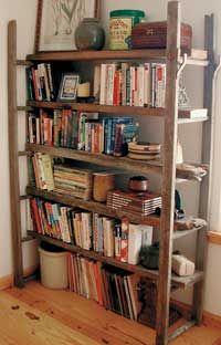 17 Best ideas about Homemade Bookshelves on Pinterest   Homemade shelves,  Diy bookcases and Bookcases