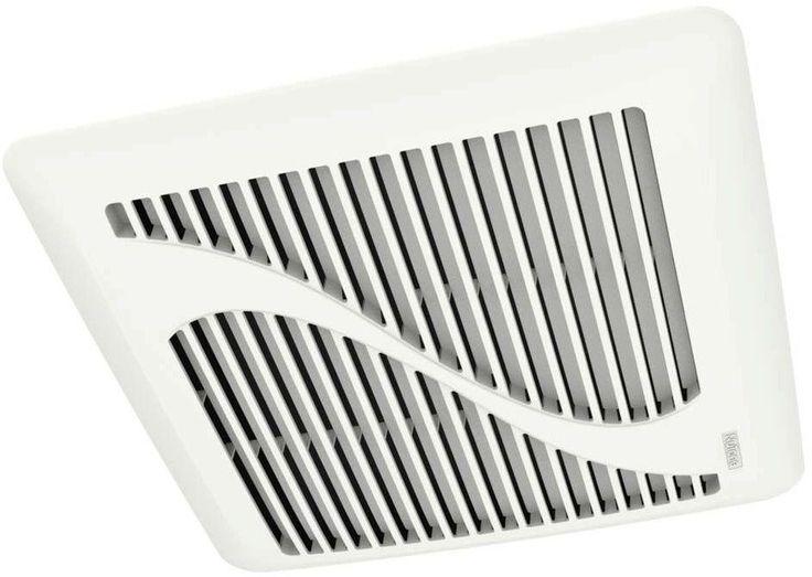 Broan Nutone 668rp Bathroom Fan Light: 10 Best Top 10 Best Bathroom Exhaust Fans Reviews In 2017
