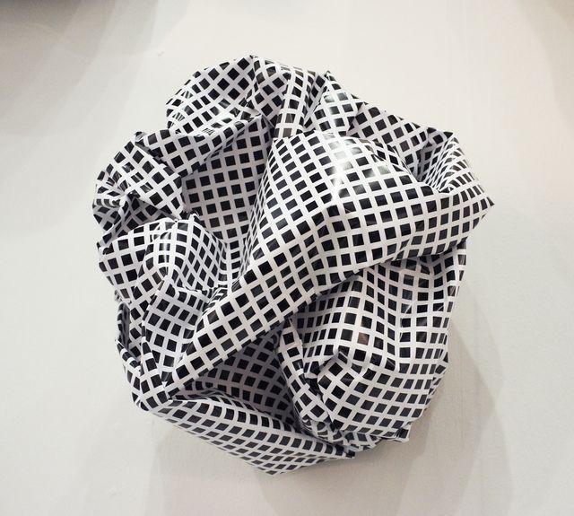 Esther Stocker. Untitled, 2013