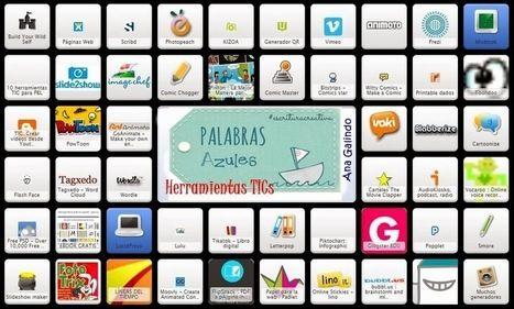Symbaloo con Herramientas Digitales para la creación literaria en PaLaBraS AzuLeS | PaLaBraS AzuLeS | APRENDIZAJE | Scoop.it