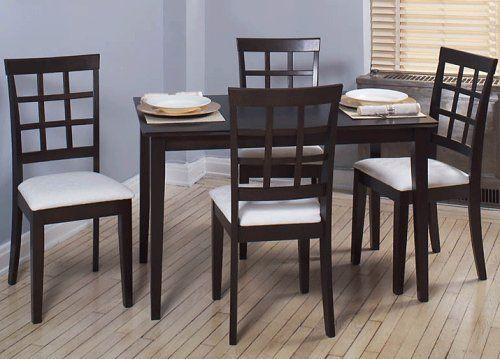 5 Piece Carey Dining Set