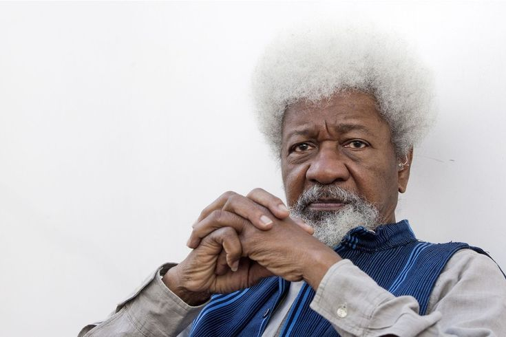 Wole Soyinka-Nigeria would not have lasted another 2 years with the old Government!