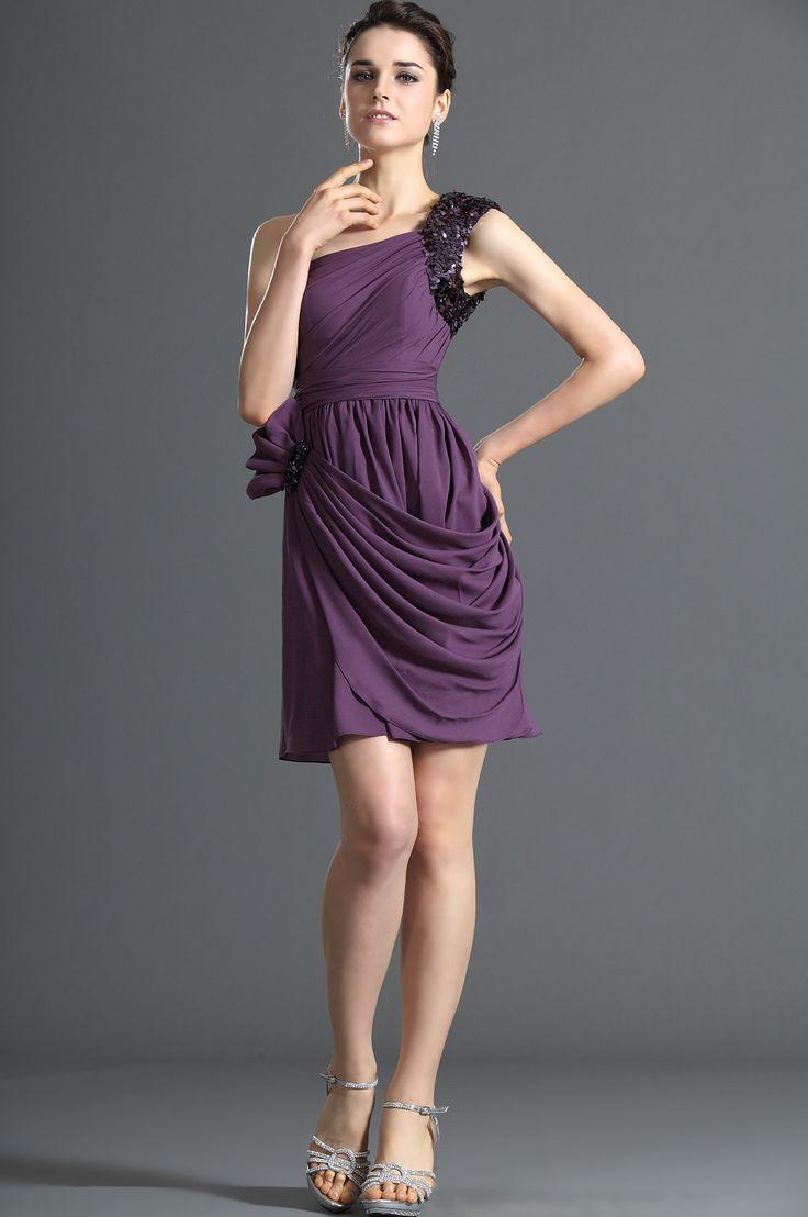 1000  ideas about Purple Cocktail Dress on Pinterest  Classy ...