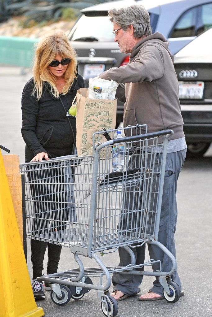 Goldie Hawn and Kurt Russell Out in LA November 2015 | POPSUGAR Celebrity