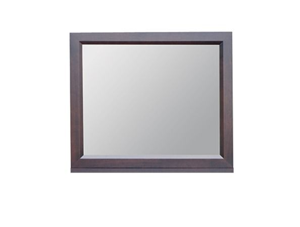 Nelson M -  Landscape Mirror - Canadian made with superior workmanship to last through generations. This sleek contemporary collection can be crafted out of several solid woods specifically for you. The clean lines, luxurious satin finishes and stylish hardware options will make this quality suite as unique as you!