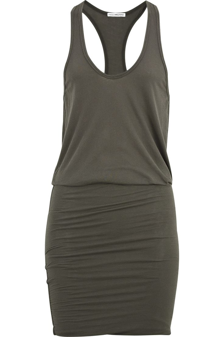 James Perse tank dress LOVE