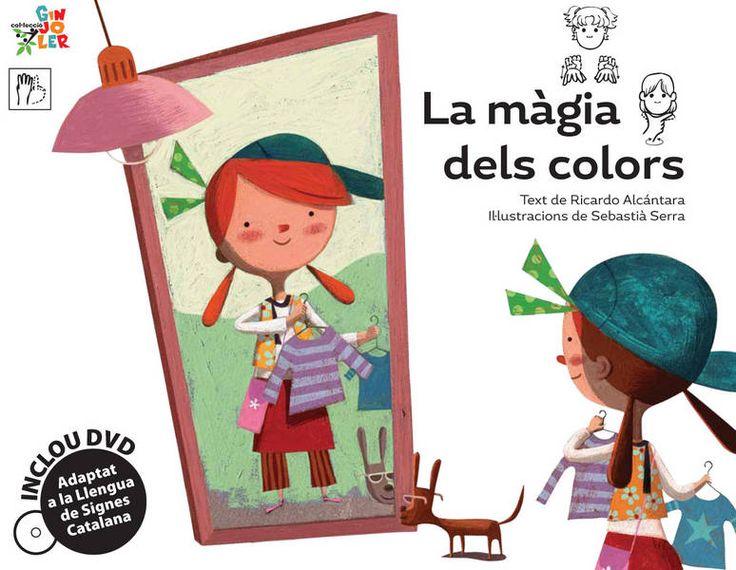 I si cada color ens portés a viure grans aventures en un món imaginari? Això és el que li passa a la Mariana quan es vesteix de rosa, de verd, de negre, de vermell..., li agrada tant que no sap quin color escollir, fins que descobreix la màgia dels colors.