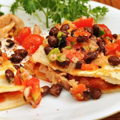 Ruby Tuesday Chicken Quesadillas Restaurant Recipe